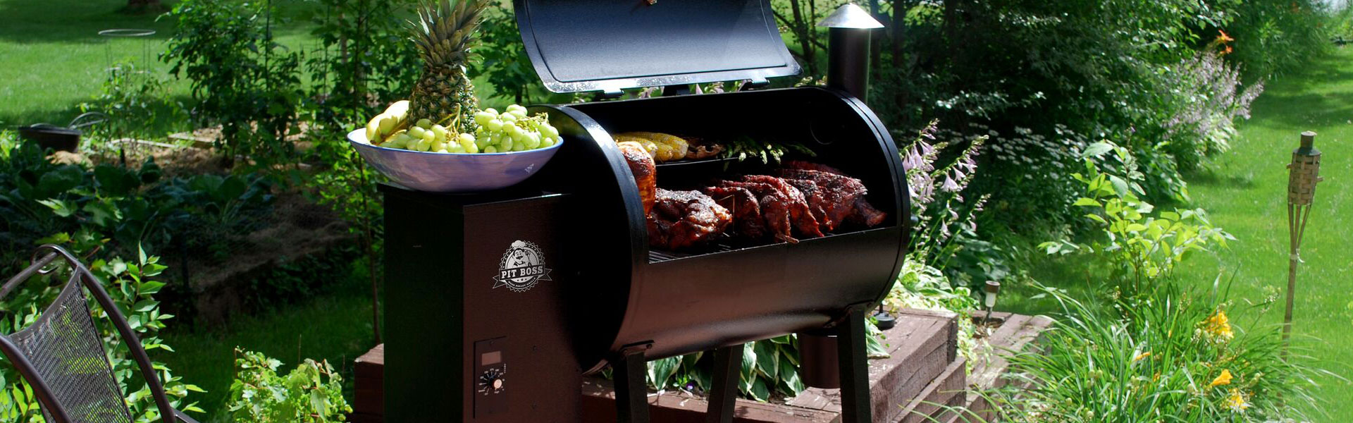 Louisiana Wood Pellet  Grills
